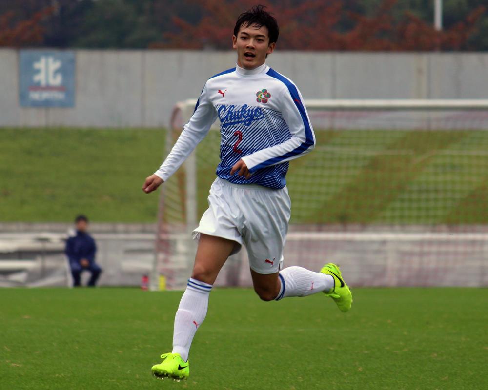 中京大中京高校サッカー部の大角凱斗は、どんなスパイク履いてるの?