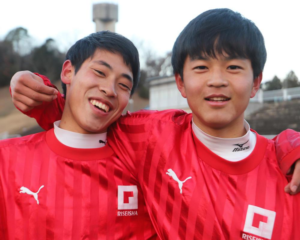 何で大阪の強豪・履正社サッカー部を選んだの?|池田喜晴、平岡大陽編