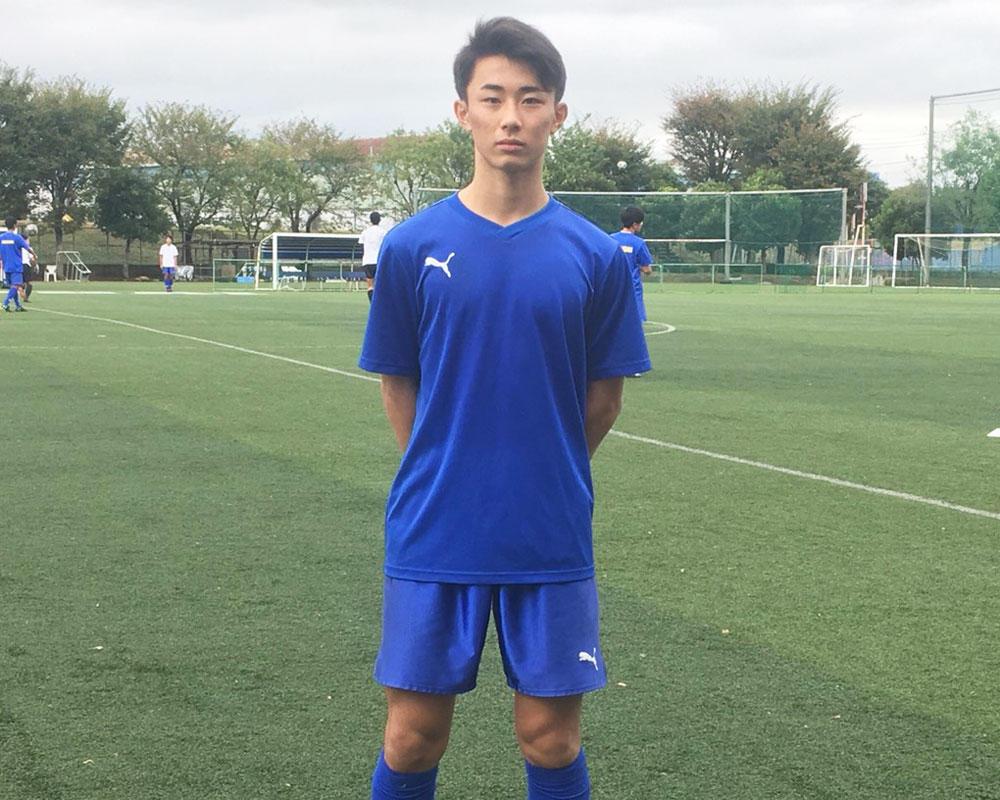 埼玉の強豪・西武台サッカー部・佐野慧至のキャプテンはつらいよ!?