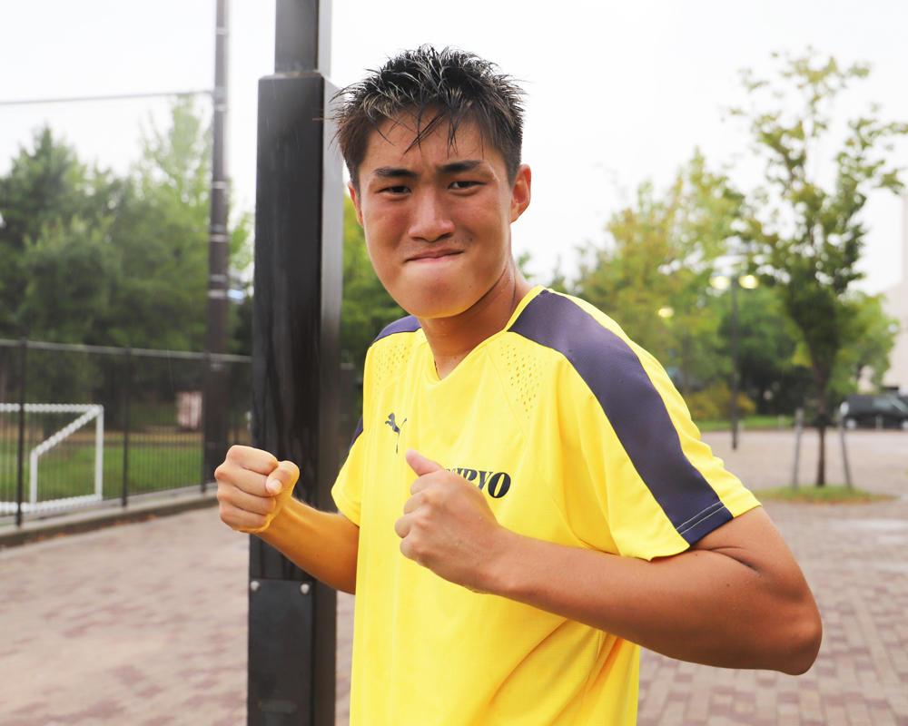 川口優大は何で石川の強豪・星稜高校サッカー部を選んだのか?