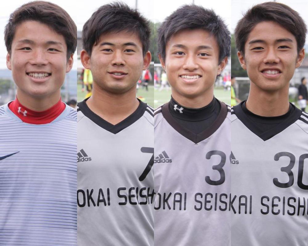 なんで東海大熊本星翔高校サッカー部を選んだの?