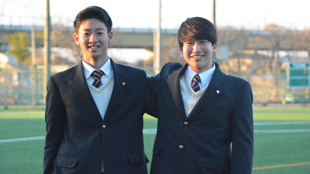 【2021年 始動!】何で埼玉の強豪・昌平高校サッカー部を選んだの?「昌平に行くことしか考えていませんでした」