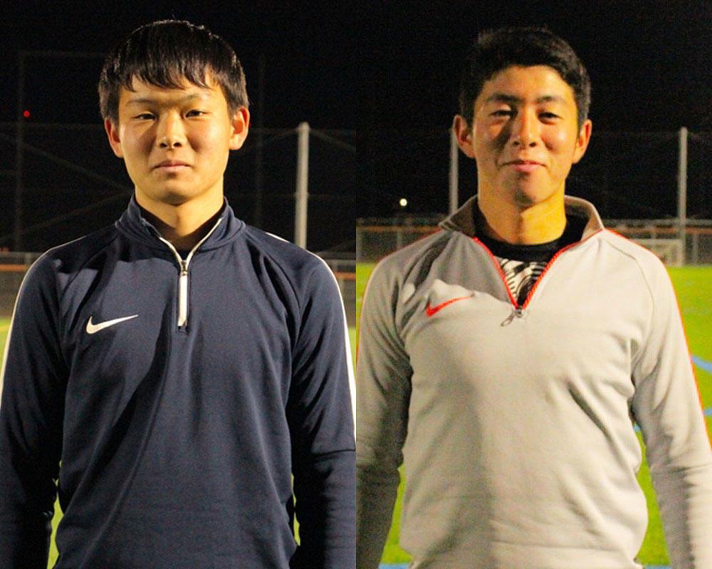 何で長崎の強豪・創成館サッカー部を選んだの?|新川翔太、江﨑智哉編