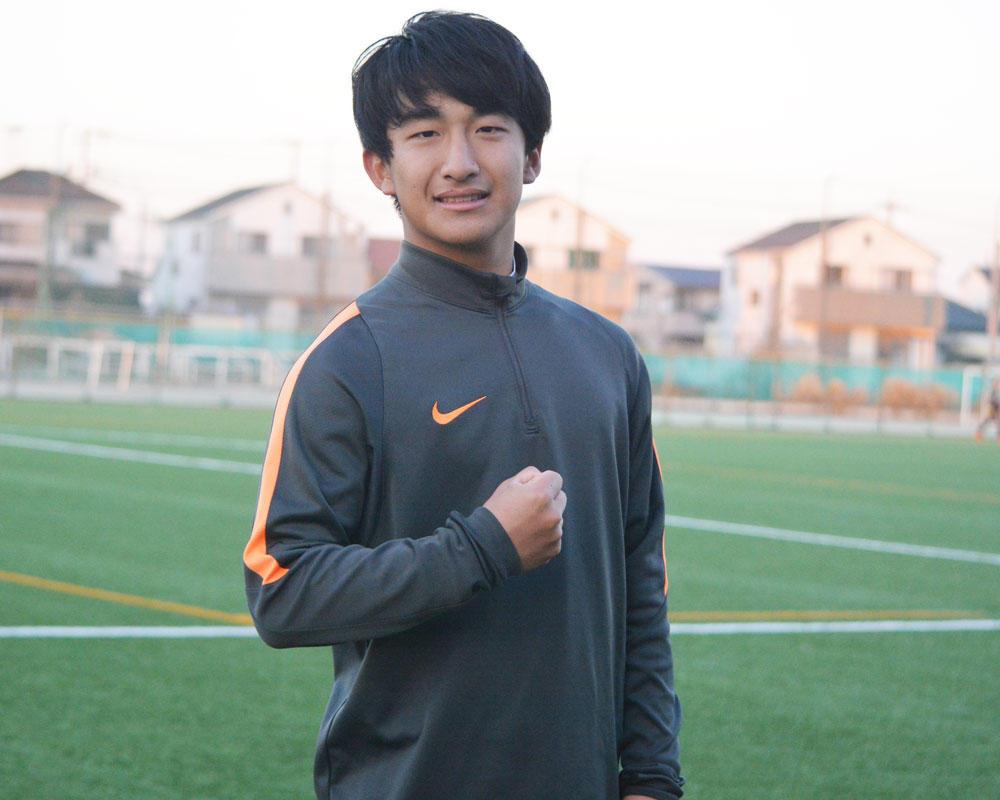 埼玉の強豪・昌平サッカー部|フィジカルモンスターは篠田大輝!