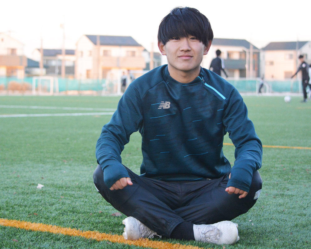 埼玉の強豪・昌平サッカー部|須藤直輝のキャプテンはつらいよ!?