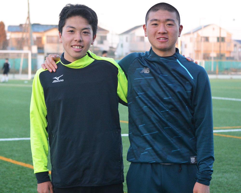 何で埼玉の強豪・昌平サッカー部を選んだの?|小川優介、小見洋太編