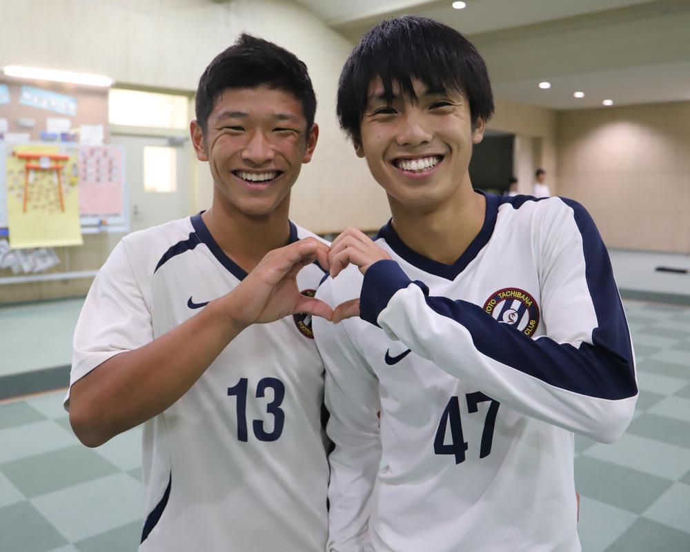 何で京都橘高校サッカー部を選んだの?「県外に行く戸惑いもなかった」