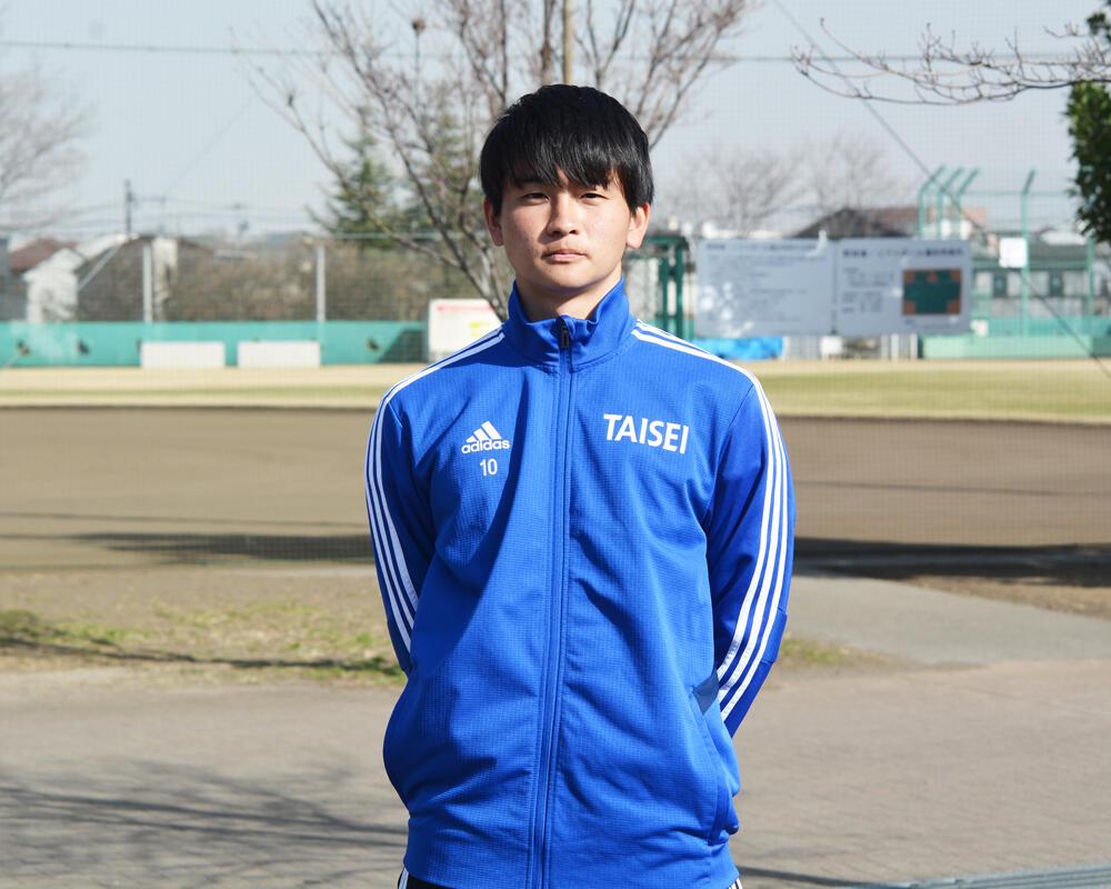 【2021年 始動!】東京の強豪・大成高校サッカー部|エース・原輝斗の誓い「ボランチ時代に培ったテクニックが自分の助けになりました」