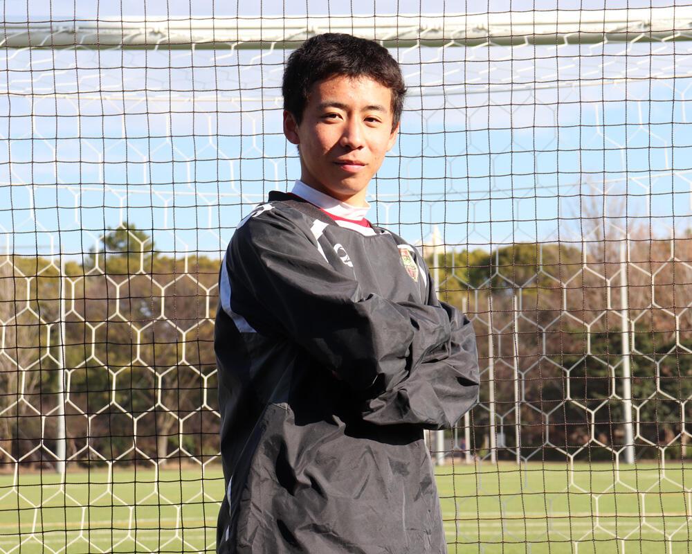 【2021年 始動!】愛知の強豪・名経大高蔵高校サッカー部のキャプテンはつらいよ!?前編「先輩たちに負けないぐらいのチームになって、優勝できればいい」