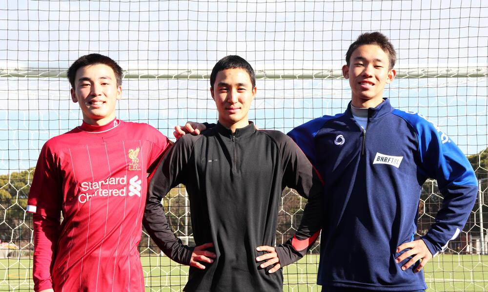 【2021年 始動!】何で愛知の強豪・名経大高蔵高校サッカー部を選んだの?「サッカーも面白くて、そこで僕もサッカーで勝っていく想いをもう一度味わいたいなって思ったんです」