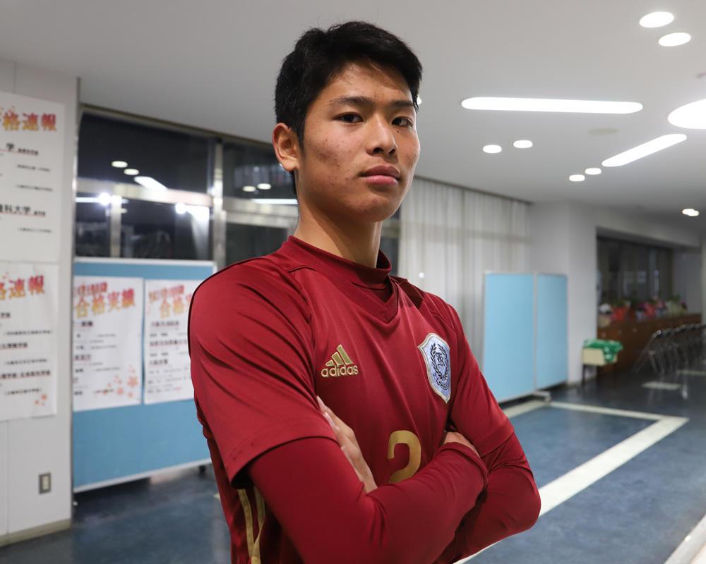 【2019シーズン始動!】興國サッカー部のキャプテンはつらいよ!?「自分が中心になって全国に出たい」