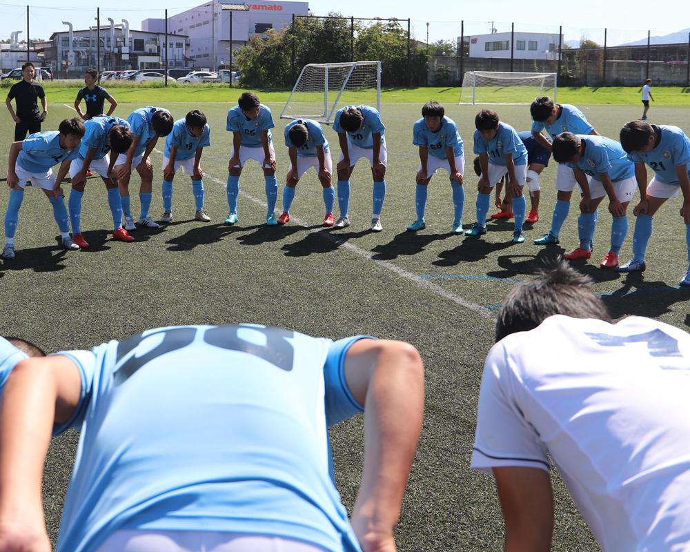 松本国際高校サッカー部の練習やプレー以外での写真を掲載!(19枚)