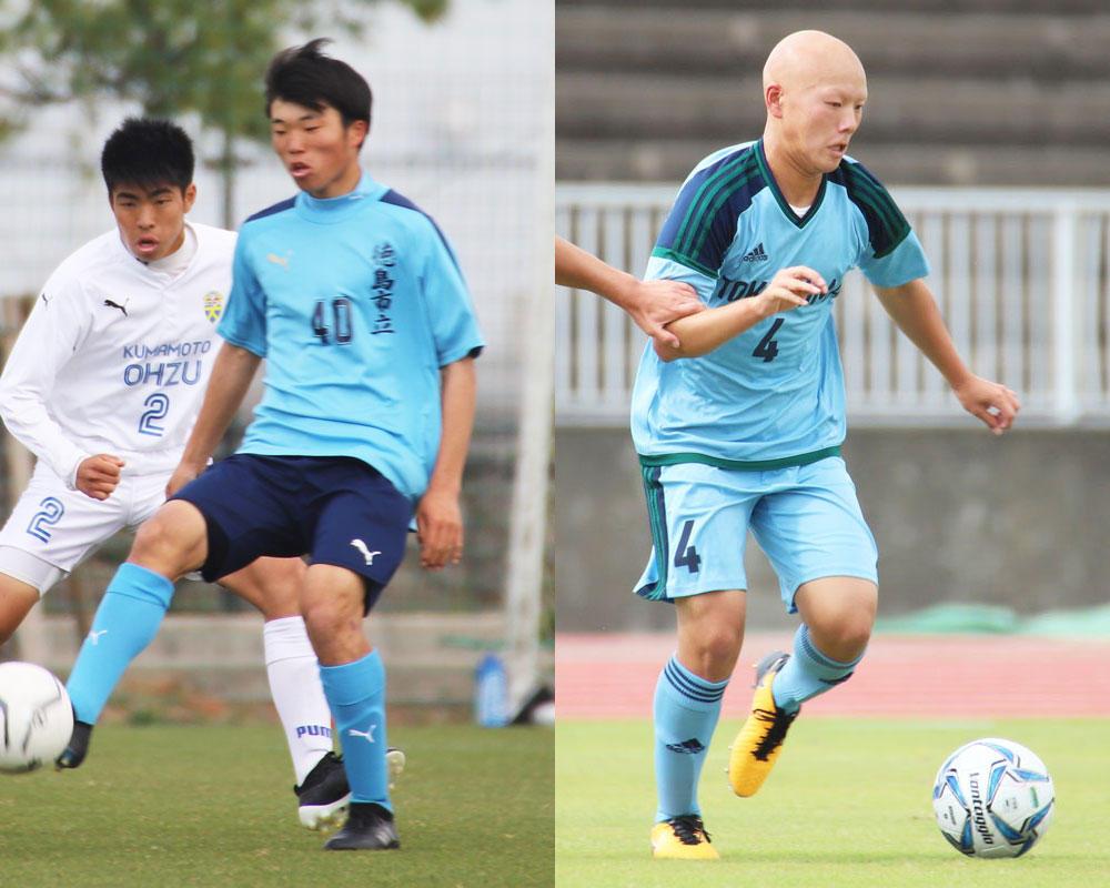 【2020シーズン始動!】何で徳島の強豪・徳島市立サッカー部を選んだの?|石井嵩也、前田俊編