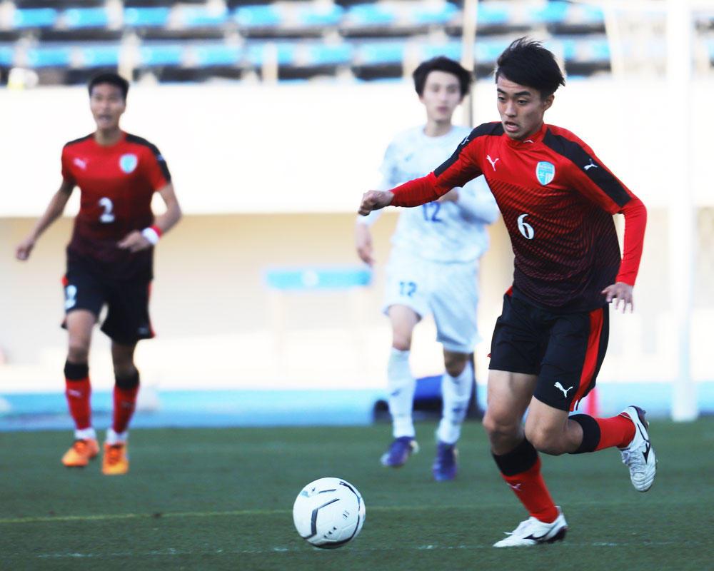 【2020シーズン始動!】徳島の強豪・徳島市立サッカー部|中田舜貴のキャプテンはつらいよ!?