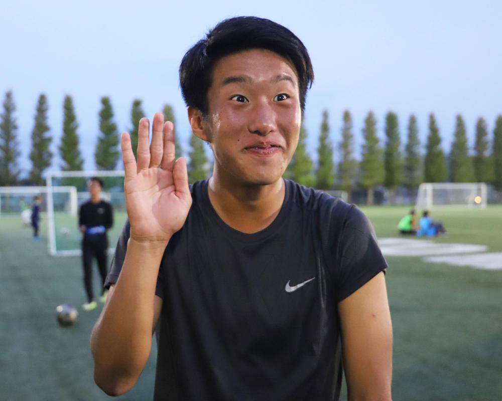 富山の強豪・富山第一サッカー部・吉藤廉のキャプテンはつらいよ!?【2019年 第98回全国高校サッカー選手権 出場校】