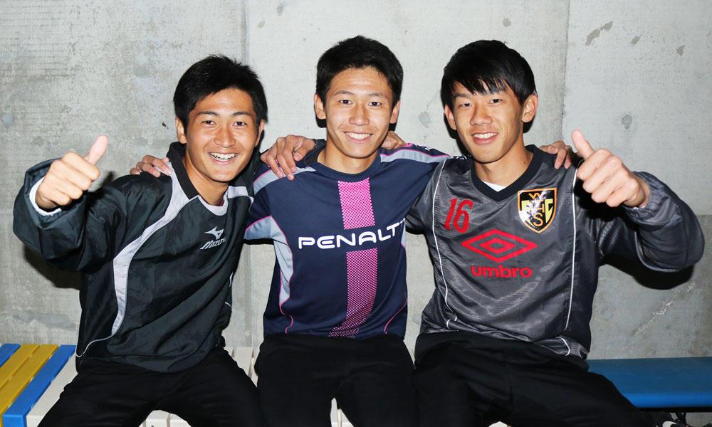 和歌山工業サッカー部あるある「見てないようで、実はいつも見ています」【2019年 第98回全国高校サッカー選手権 出場校】