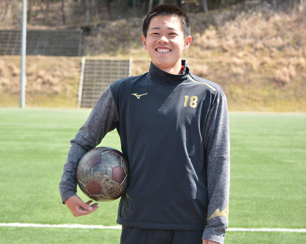 【2020シーズン始動!】栃木の強豪・矢板中央サッカー部|エースストライカー・多田圭佑の誓い