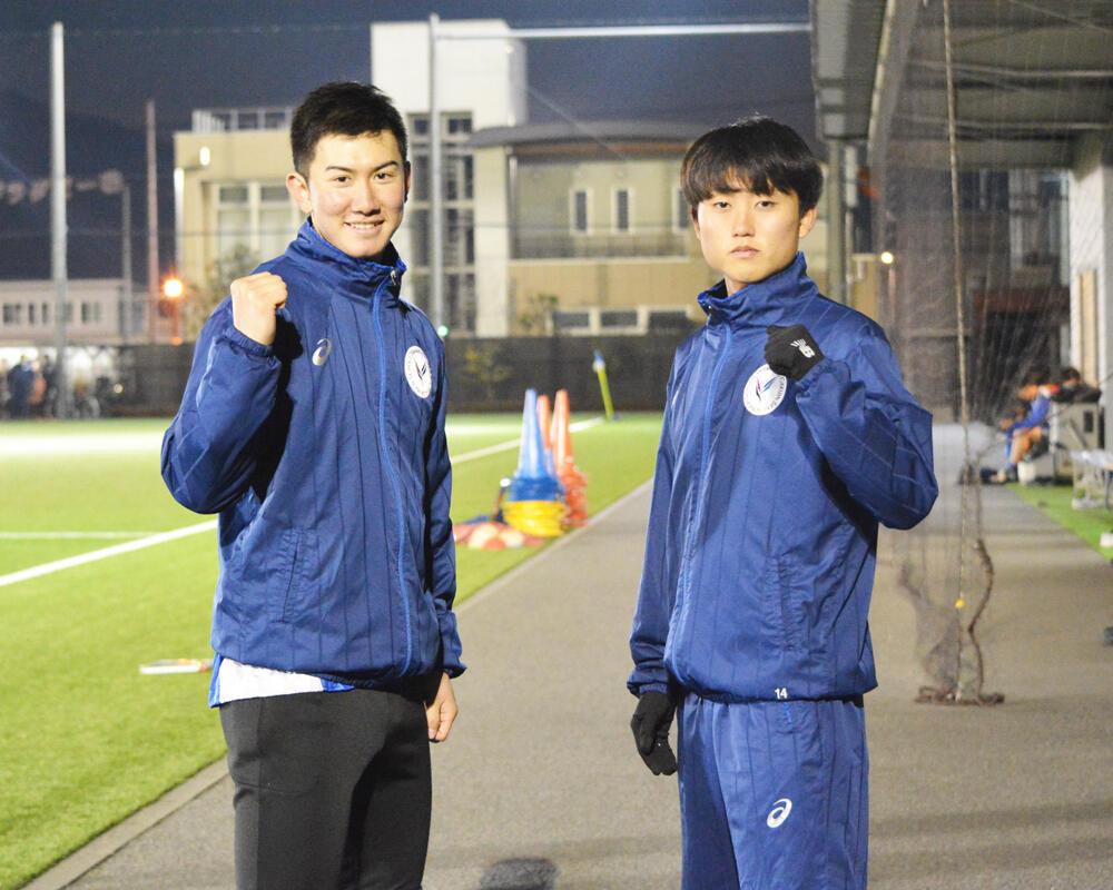 【2021年 始動!】何で山梨の強豪・山梨学院高校サッカー部を選んだの?「熊倉君はプレーに安定感があって憧れていたので、自分も山梨学院を選びました」