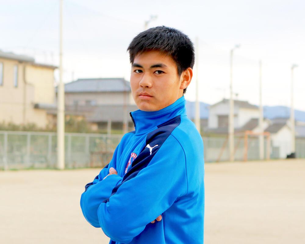 【2021年 始動!】大分の注目校・大分鶴崎高校サッカー部のキャプテンはつらいよ!?「チームメイトに頼られ、本音をぶつけられる関係を築きたいです」