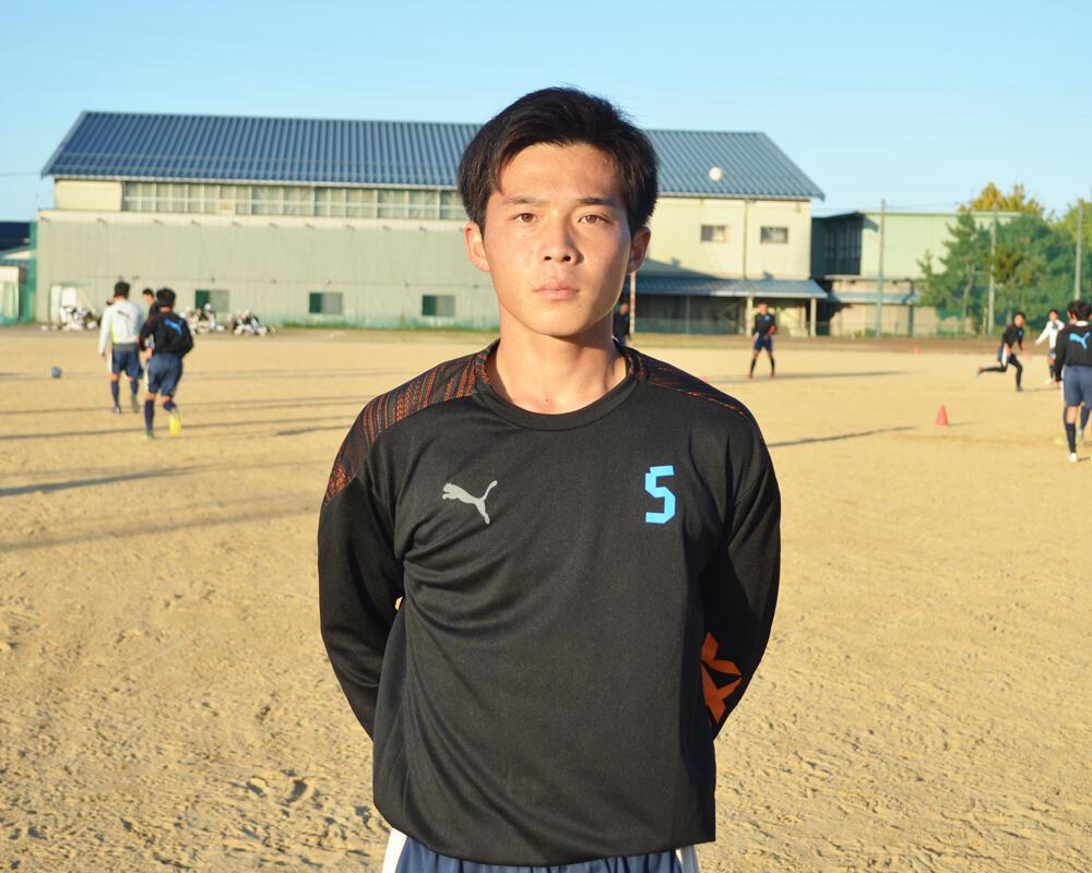 鳥取の名門・米子北高校サッカー部のキャプテンはつらいよ!?「キャプテンの自分が弱いところを見せてしまうと、チーム全体が崩れてしまいます」【2020年 第99回全国高校サッカー選手権 出場校】