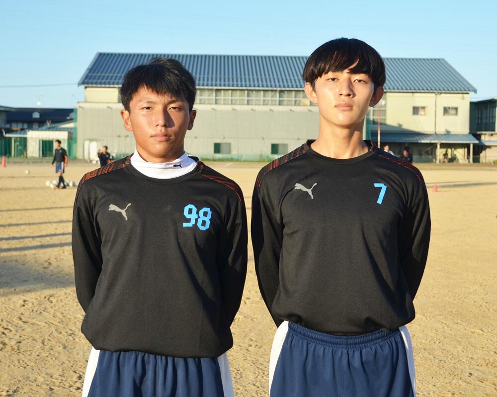 何で鳥取の名門・米子北高校サッカー部を選んだの?「ここなら自分が成長できると直感し、他の練習には参加せずに米子北に来ることを決めて、両親も送り出してくれました」【2020年 第99回全国高校サッカー選手権 出場校】