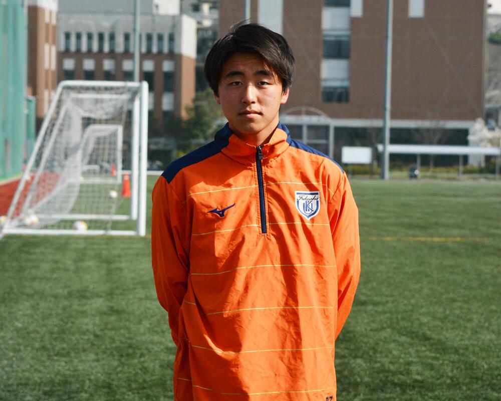 【2021年 始動!】何で福岡の強豪・九州国際大学付属高校サッカー部を選んだの?「九州国際大附属はサッカー面と人間性の両面で成長できると思った」