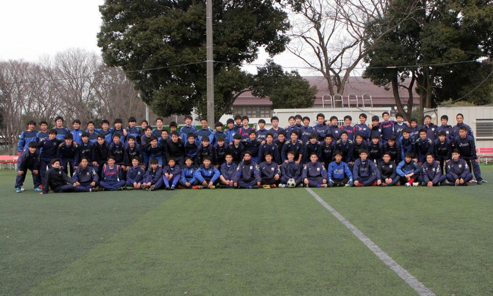 『2019年度 柏レイソルU-18 及び 日本体育大学柏高等学校サッカー部 合同セレクション』開催のお知らせ