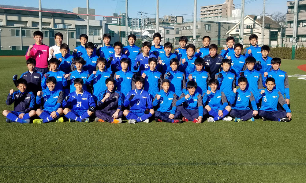 名門・帝京高校サッカー部のメンバー紹介!(プリンスリーグ2019関東)