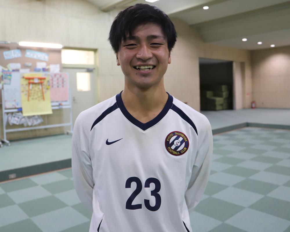 【大学進路情報】京都橘大学サッカー部 2019年度新入部員一覧