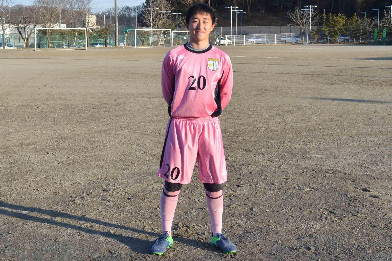日本大学第三高校のFW伊澤聖士が気になるのは市立浦和高校の山﨑樹生