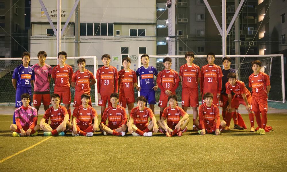 東福岡高校サッカー部のメンバー紹介!(2019 プレミアリーグWEST)