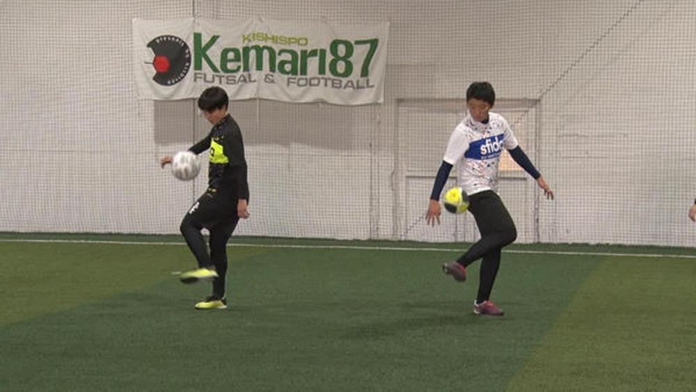 試合で使えるボールコントロールが身につく!様々な動作を組み合わせたリフティングのポイント