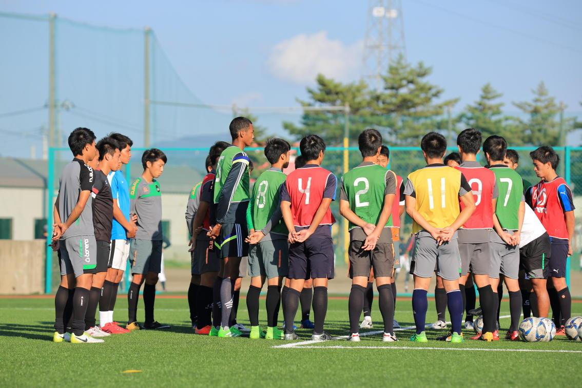 青森山田高校サッカー部のトレーニングに潜入!強豪校のアジリティトレーニングとは?