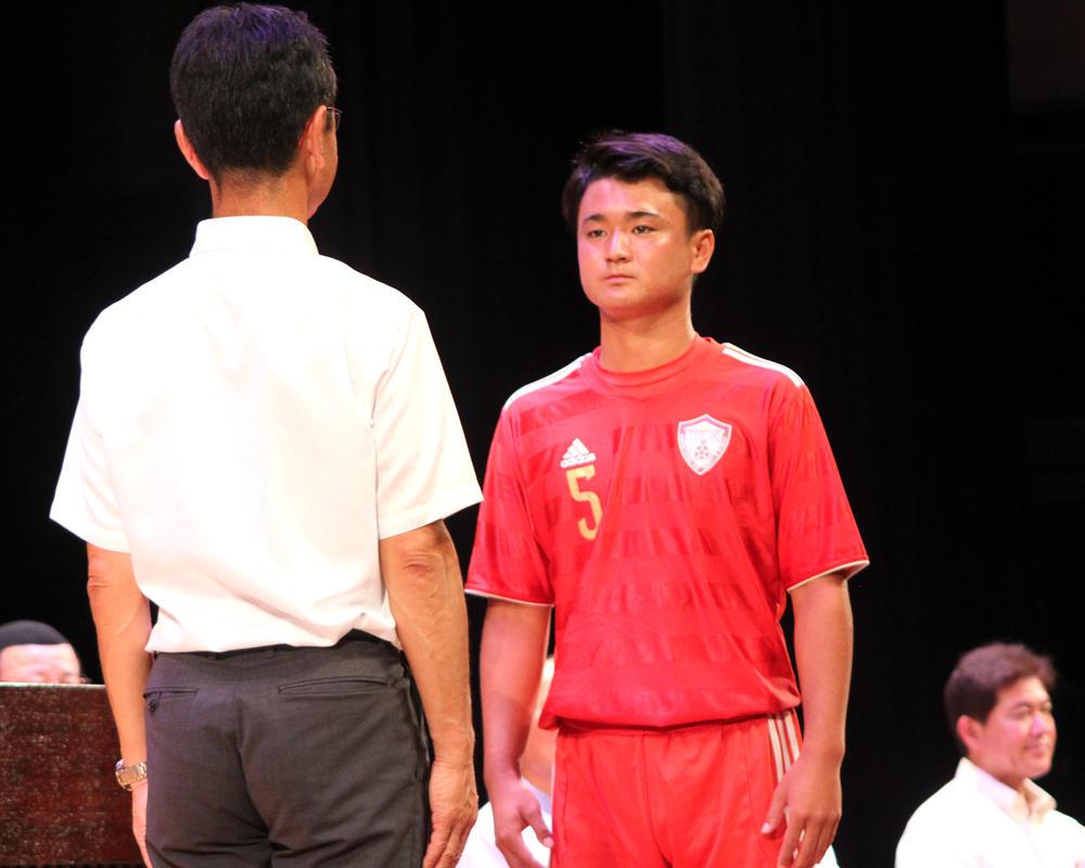 インターハイ・サッカー開会式「感動は無限大 南部九州総体 2019」