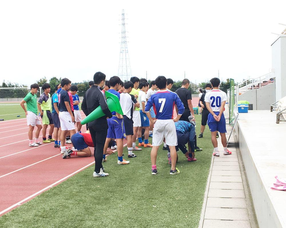 神奈川の強豪・日大藤沢高校サッカー部が練習会を開催!【 2021年度 セレクション・練習会情報】