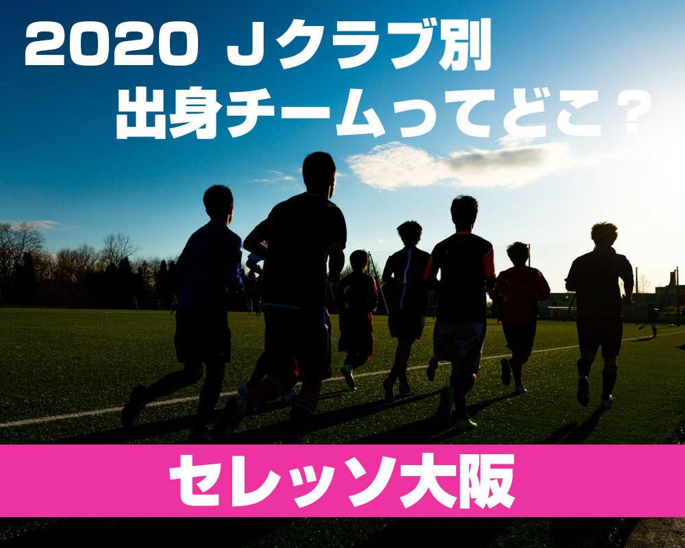 【セレッソ大阪編】現役Jリーガーの第2種出身チームって高校?それともユースチーム?
