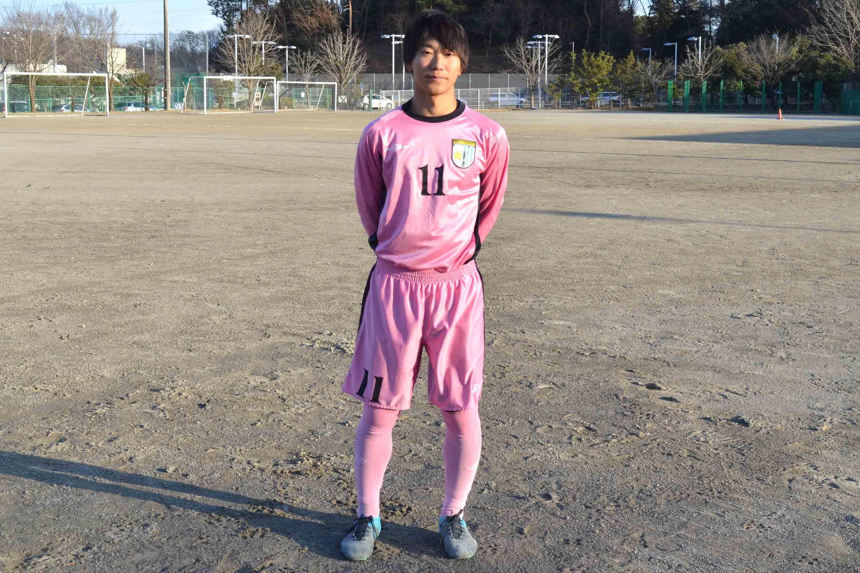 日本大学第三高校のDF新海真生が気になるのは国学院久我山高校の上加世田達也