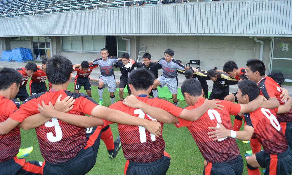 瀬戸内高校サッカー部(広島)のメンバー紹介!(プリンスリーグ2019 中国)