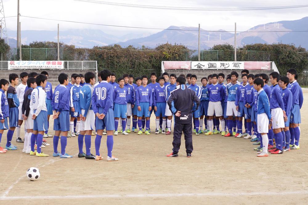 大津高校サッカー部のメンバー紹介!(プリンスリーグ2018 九州)