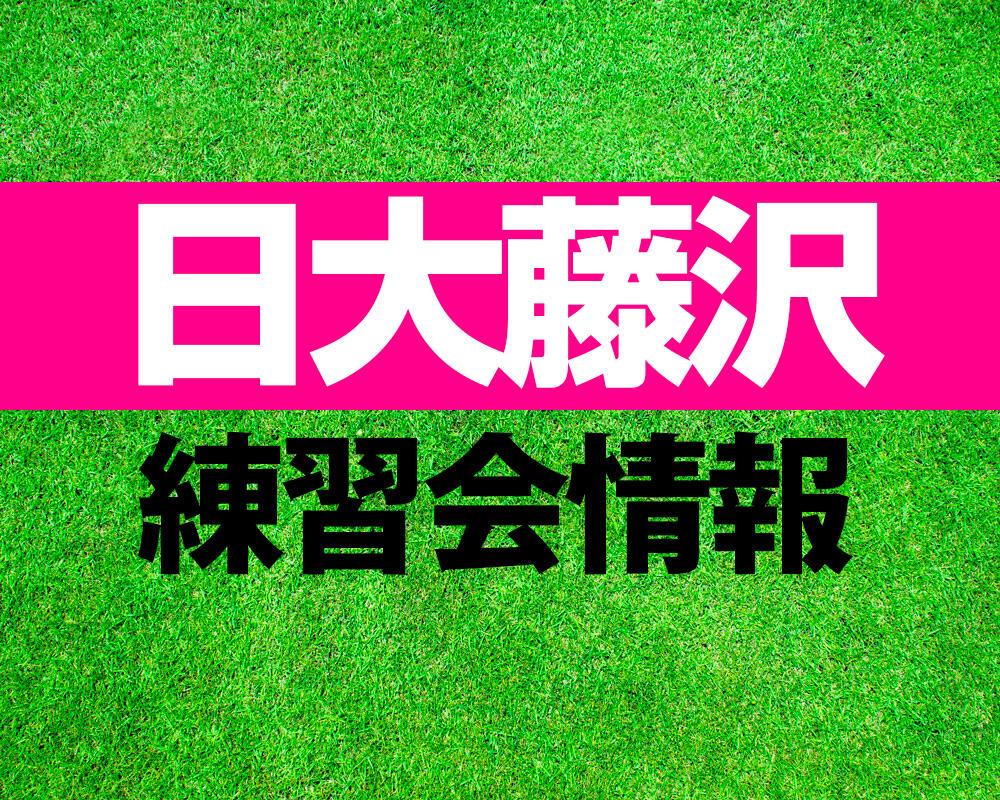 神奈川の強豪・日大藤沢高校サッカー部が2021年夏期練習会を実施!【 2021年度 セレクション・練習会情報】