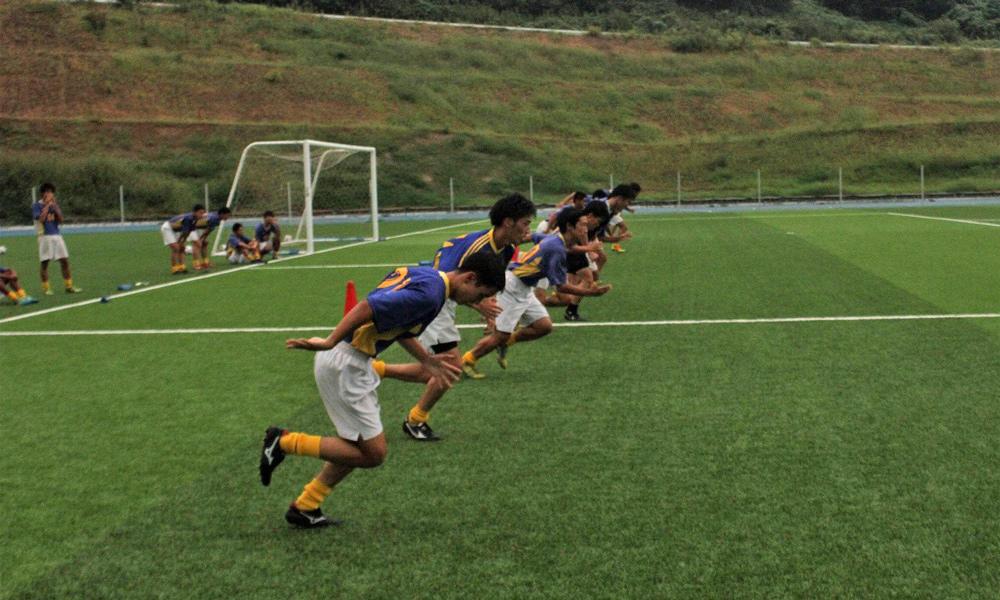 茨城の強豪・鹿島学園高校サッカー部のメンバー紹介!(2019関東Rookie LeagueU-16)