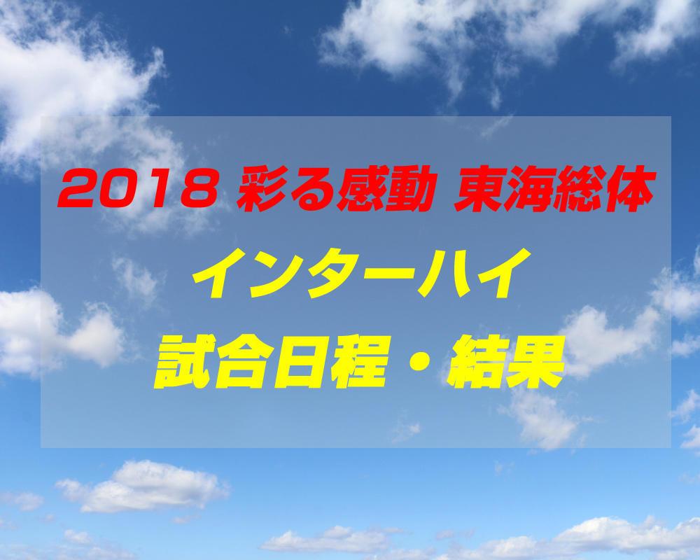 【インターハイ日程・結果】山梨学院が初優勝!
