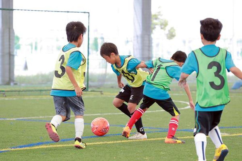 体力のない子必見!試合で走り切れない原因は「体力」ではなく「無駄な動き」だった