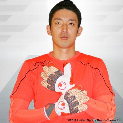 uhlsportとMcDavid 日本代表GK権田修一選手と契約