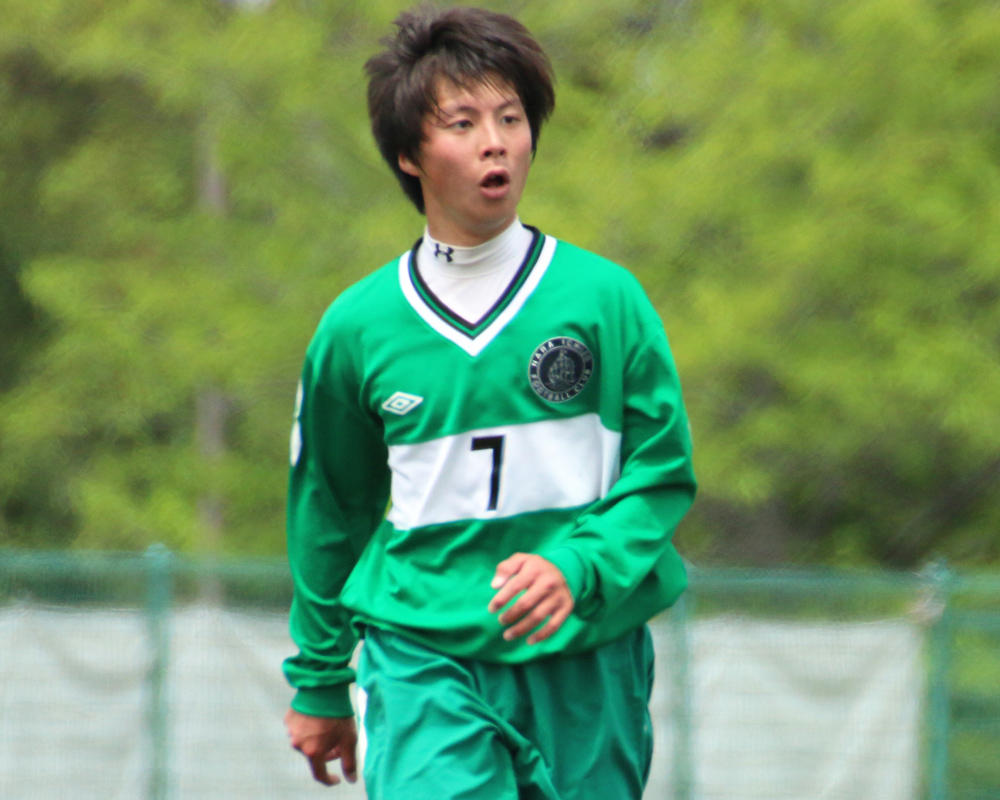 注目プレーヤー:岩本修平選手(一条高校/奈良県代表)
