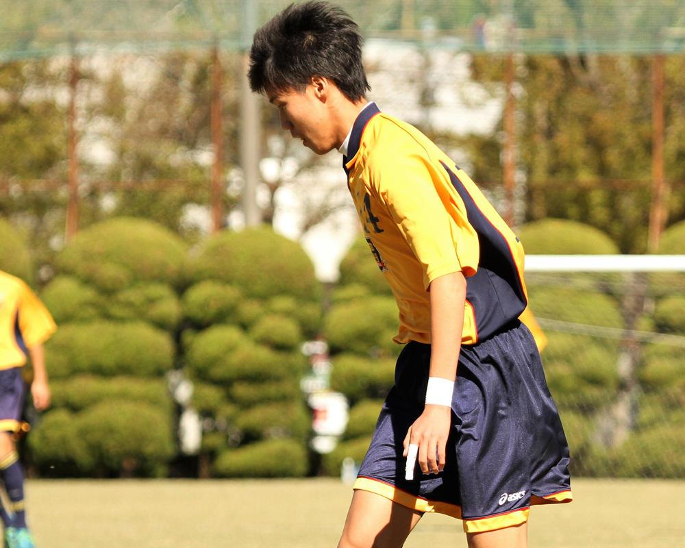 注目プレーヤー:藤本一輝選手(藤枝明誠高校/静岡県代表)