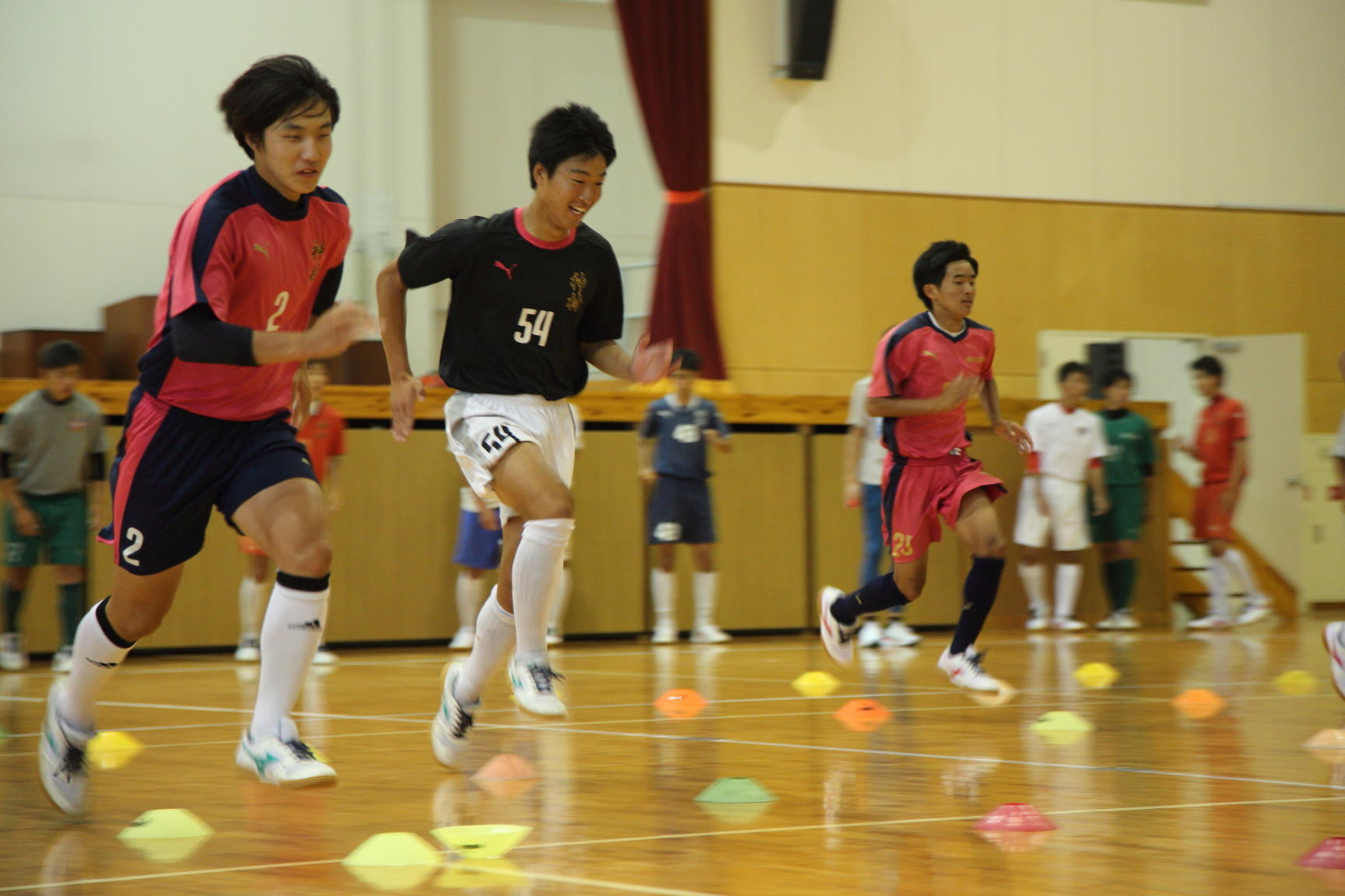 神村学園の練習に潜入!-POCARI SWEAT SPECIAL SESSION