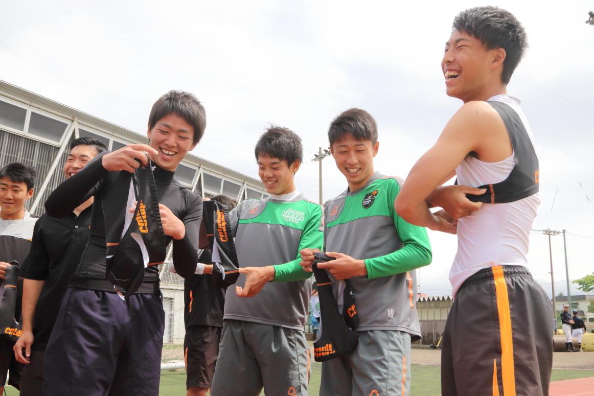 青森山田高校サッカー部のスピードキングは誰だ!?POCARI SWEAT SPECIAL SESSION